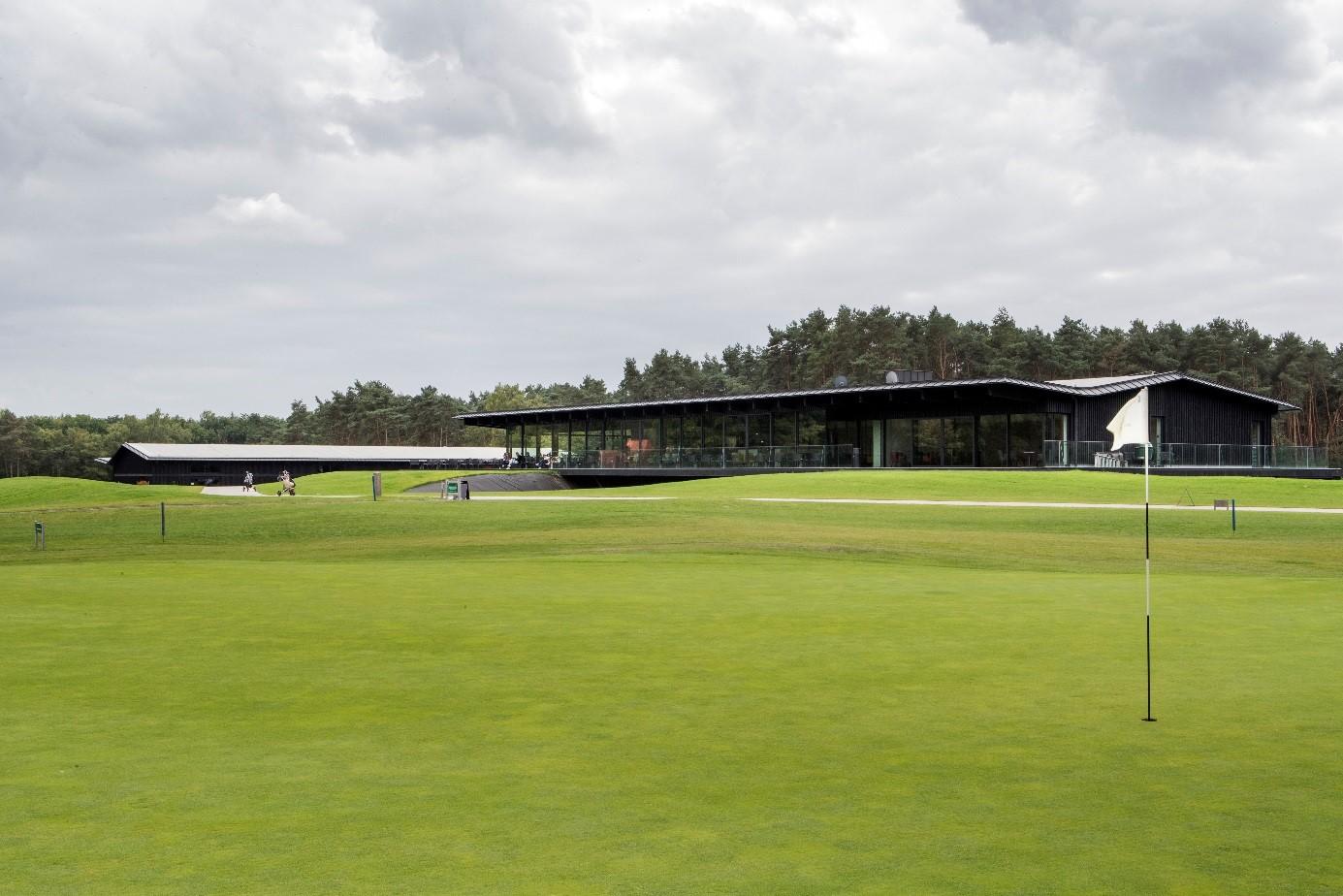 clubhuis golf Rinkven Schilde