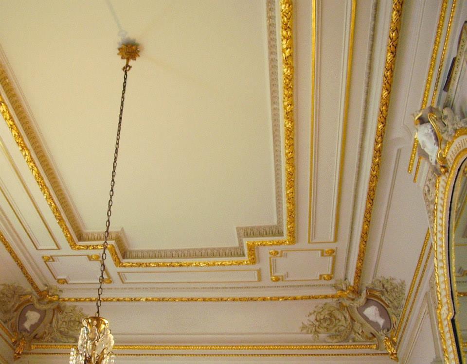 Historische plafonds